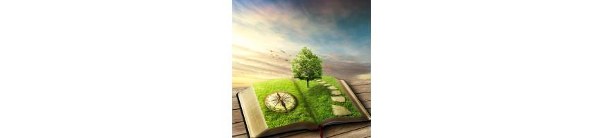 Livres sur la spiritualité, la santé holistique, l'ésotérisme