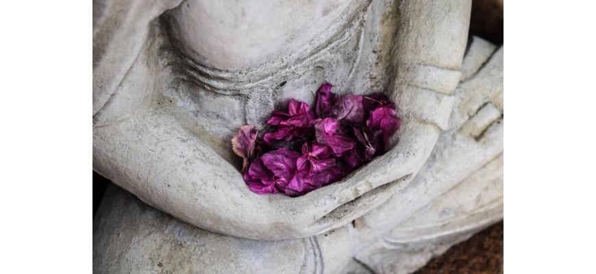 Objets en lien avec le Bouddhisme