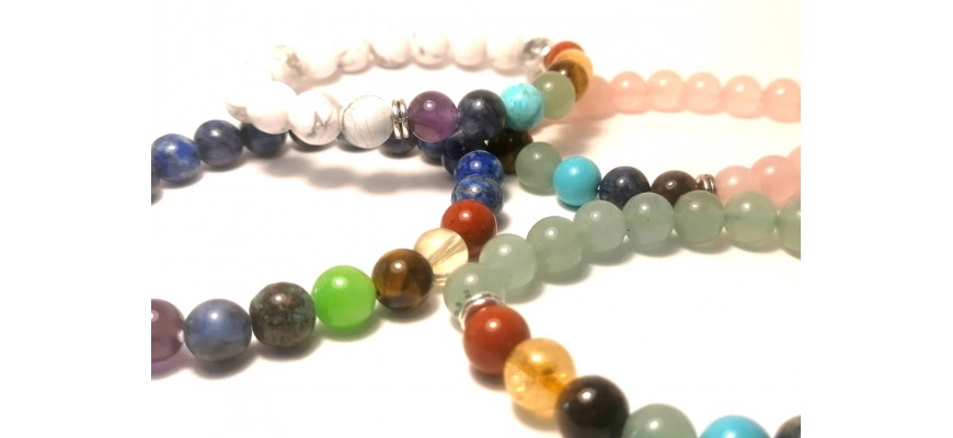 Bracelets chakras