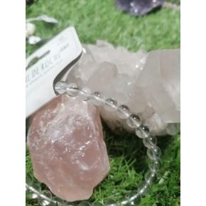 Bracelet 6 mm - Cristal de...