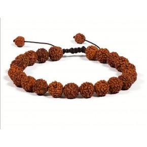 Bracelet mala - Rudrasksha