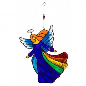 Attrape soleil - ange - 19 cm