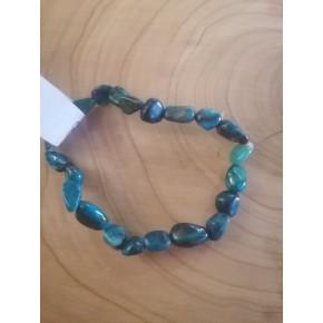 Bracelet baroque - Chrysocolle