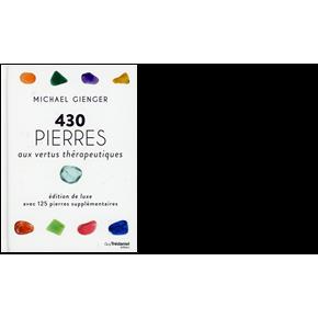 430 pierres aux vertus...