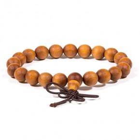 Bracelet mala - Bois de Santal