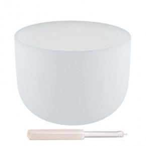 bol de cristal blanc