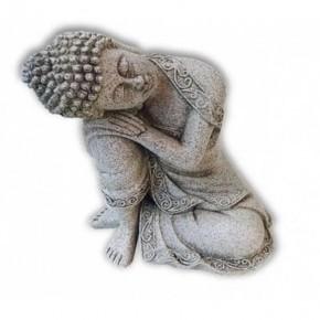 Statuette Bouddha paisible...