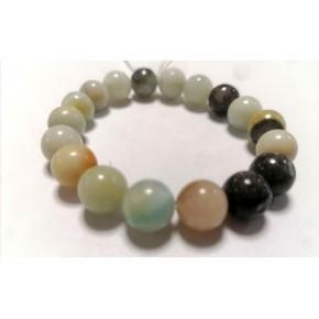 Bracelet 10 mm - Amazonite