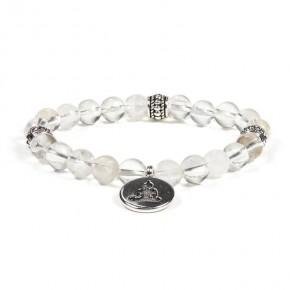 Bracelet mala - Cristal de...