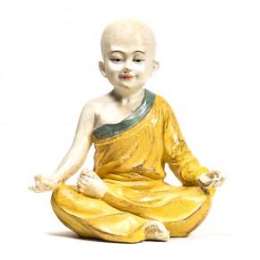 Moine yoga om