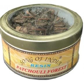 Encens Résine-Patchouli Forest