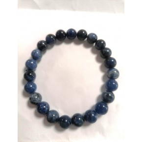 Bracelet 8 mm - Sodalite