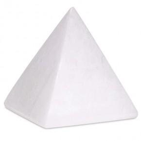 Pyramide en Sélénite