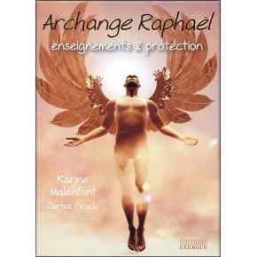 L'archange Raphaël - cartes...