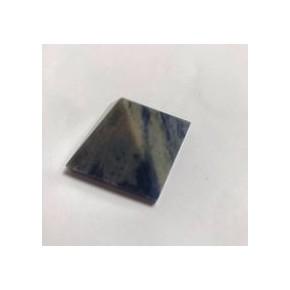 Pyramide Sodalite - 2x2cm