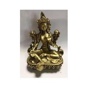 Statuette de la déesse Tara...