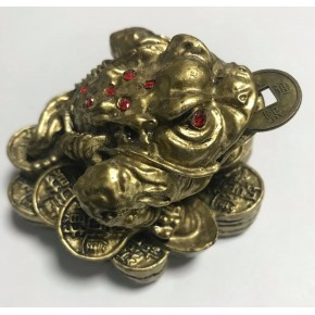 Grenouille fortune Feng shui