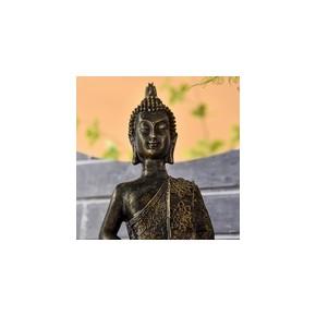 Statuette - SBJ Bouddha Thai