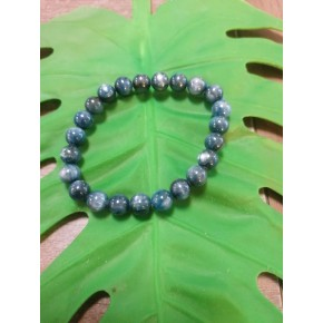 Bracelet 8 mm - Cyanite