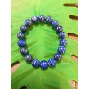 Bracelet 10 mm - Lapis Lazuli