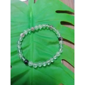 Bracelet 6 mm - Fluorite