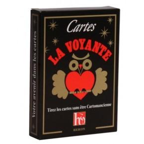 """Cartes """"La voyante"""""""