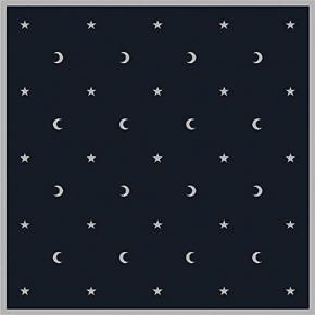 Tapis Lunes et étoiles