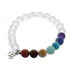 Bracelet 7 chakras -...