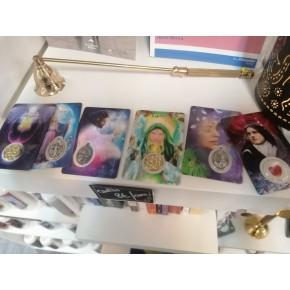 Carte saints archanges chakras