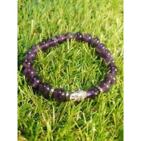 Bracelet 8 mm - Bouddha -...