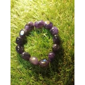 Bracelet 10 mm ovale -...