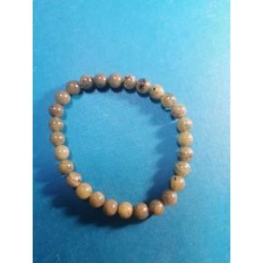Bracelet 6 mm - Jade Néphrite